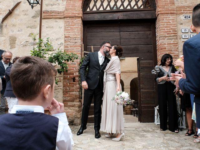 Il matrimonio di Massiliamo e Silvia a Perugia, Perugia 19