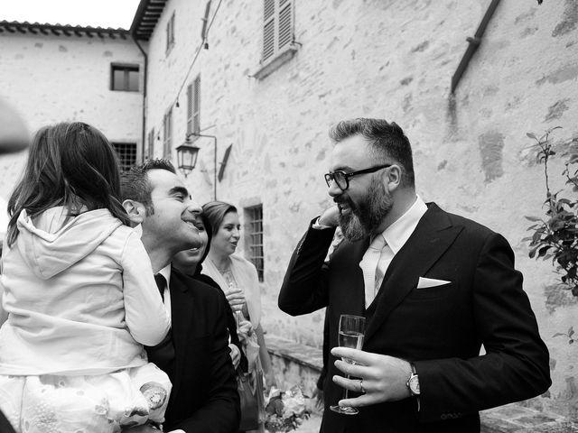 Il matrimonio di Massiliamo e Silvia a Perugia, Perugia 21