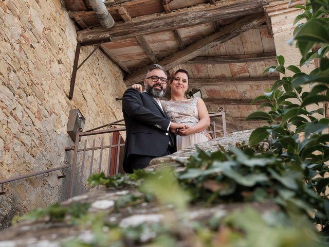Il matrimonio di Massiliamo e Silvia a Perugia, Perugia 25