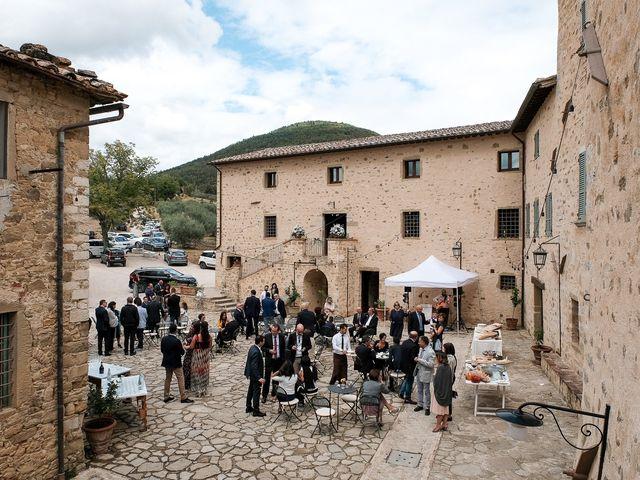 Il matrimonio di Massiliamo e Silvia a Perugia, Perugia 27