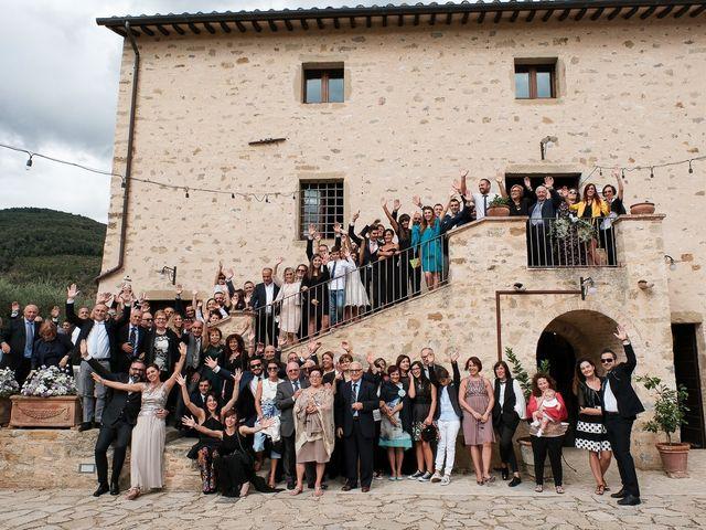 Il matrimonio di Massiliamo e Silvia a Perugia, Perugia 37