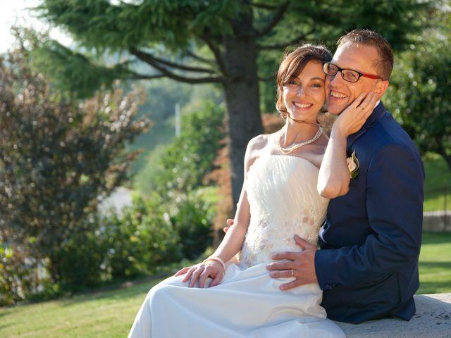 le nozze di Vania e Cristian