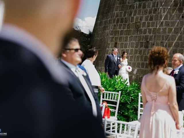 Il matrimonio di Luigi e Rita a Lettere, Napoli 15