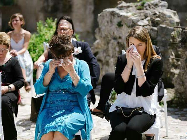 Il matrimonio di Luigi e Rita a Lettere, Napoli 16