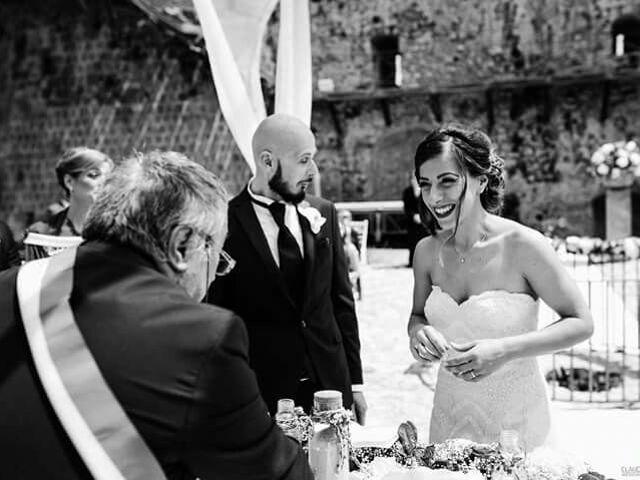 Il matrimonio di Luigi e Rita a Lettere, Napoli 18
