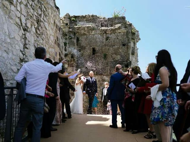 Il matrimonio di Luigi e Rita a Lettere, Napoli 19