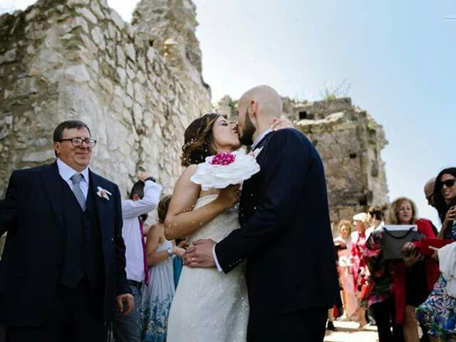 Il matrimonio di Luigi e Rita a Lettere, Napoli 20