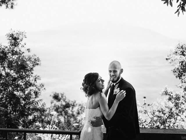 Il matrimonio di Luigi e Rita a Lettere, Napoli 25