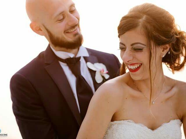 Il matrimonio di Luigi e Rita a Lettere, Napoli 28