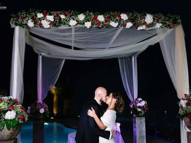 Il matrimonio di Luigi e Rita a Lettere, Napoli 46
