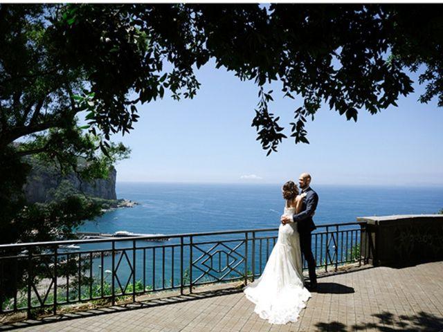 Il matrimonio di Luigi e Rita a Lettere, Napoli 34
