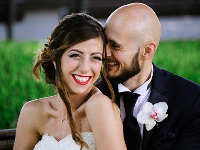 Il matrimonio di Luigi e Rita a Lettere, Napoli 32