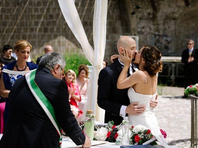 Il matrimonio di Luigi e Rita a Lettere, Napoli 17