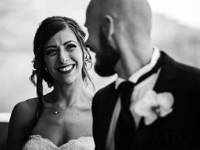 Il matrimonio di Luigi e Rita a Lettere, Napoli 36
