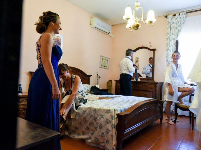 Il matrimonio di Federico e Tatiana a Robbio, Pavia 7