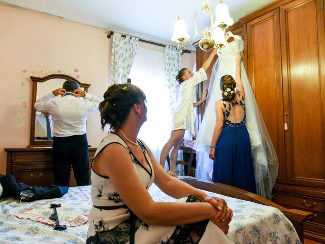 Il matrimonio di Federico e Tatiana a Robbio, Pavia 8