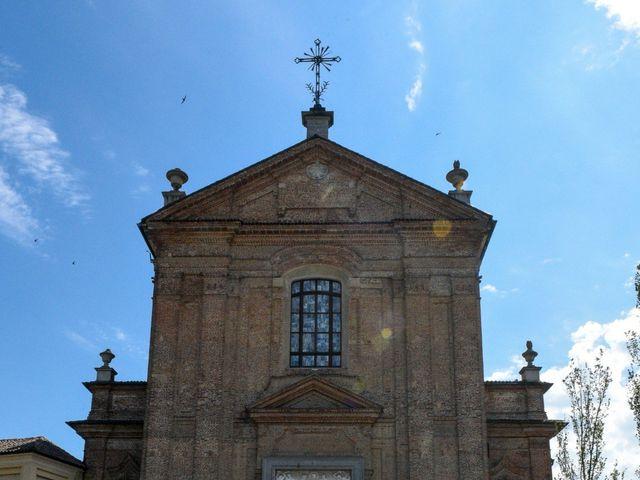 Il matrimonio di Federico e Tatiana a Robbio, Pavia 15