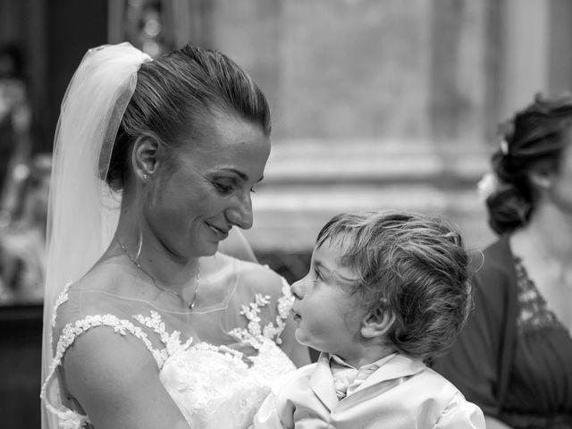 Il matrimonio di Federico e Tatiana a Robbio, Pavia 18