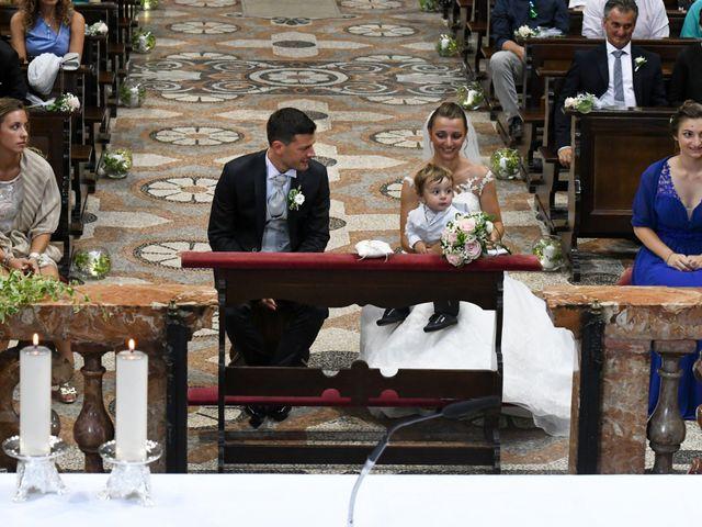 Il matrimonio di Federico e Tatiana a Robbio, Pavia 17