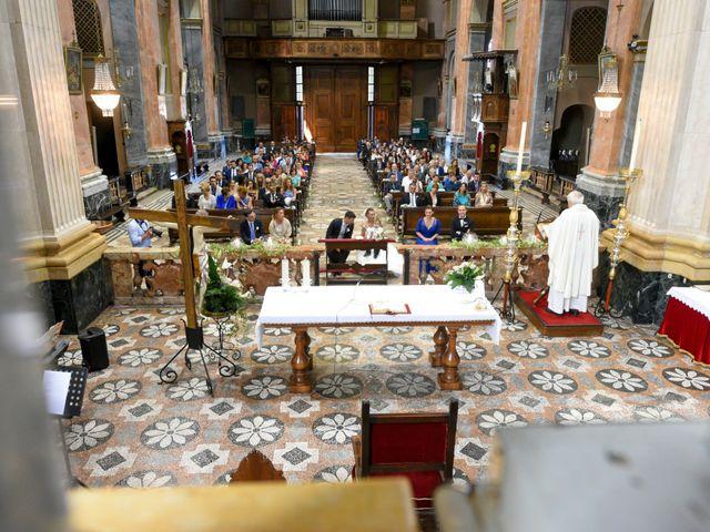 Il matrimonio di Federico e Tatiana a Robbio, Pavia 16