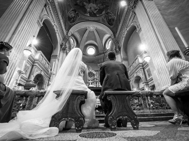 Il matrimonio di Federico e Tatiana a Robbio, Pavia 23