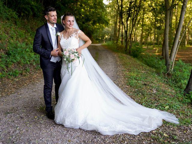 Il matrimonio di Federico e Tatiana a Robbio, Pavia 32