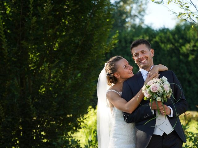 Il matrimonio di Federico e Tatiana a Robbio, Pavia 31