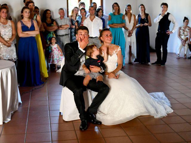 Il matrimonio di Federico e Tatiana a Robbio, Pavia 37
