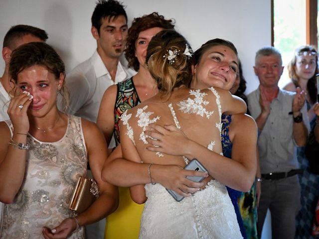 Il matrimonio di Federico e Tatiana a Robbio, Pavia 38
