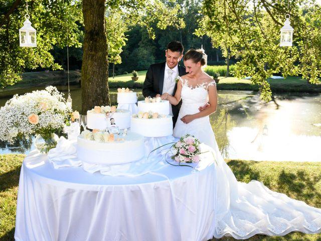 Il matrimonio di Federico e Tatiana a Robbio, Pavia 34