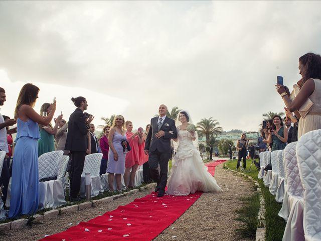 Il matrimonio di Corinne e Farshad a Santa Cesarea Terme, Lecce 7