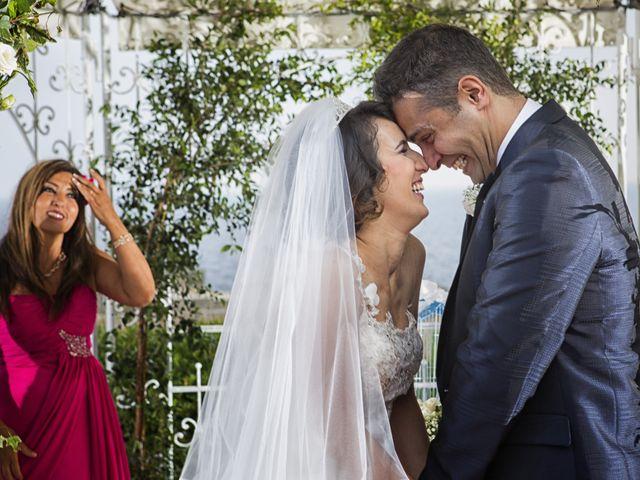 Il matrimonio di Corinne e Farshad a Santa Cesarea Terme, Lecce 9