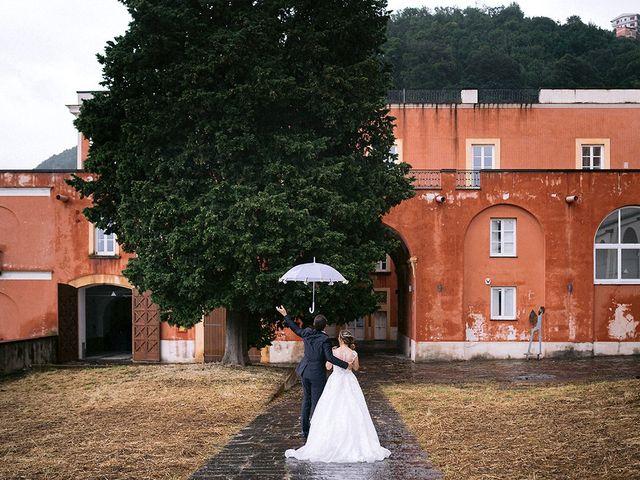 Le nozze di Andrea e Clelia