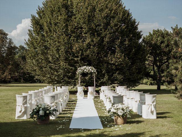 Il matrimonio di Fabio e Alice a Godega di Sant'Urbano, Treviso 3