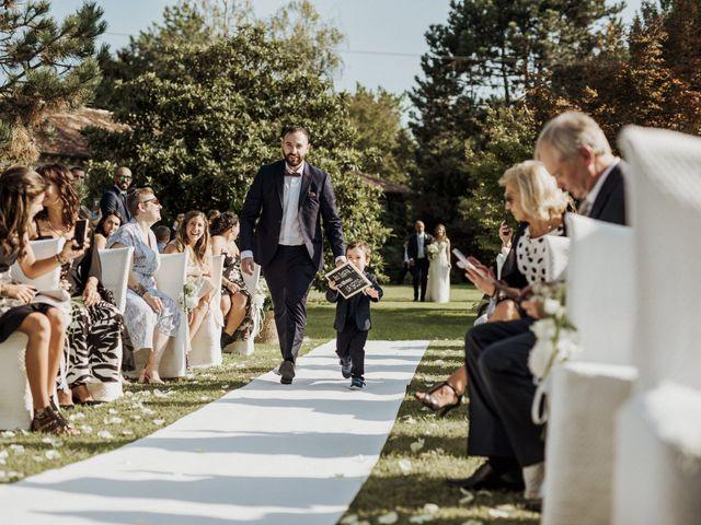 Il matrimonio di Fabio e Alice a Godega di Sant'Urbano, Treviso 18