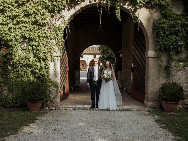 Il matrimonio di Fabio e Alice a Godega di Sant'Urbano, Treviso 19