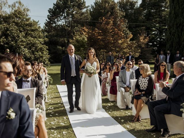 Il matrimonio di Fabio e Alice a Godega di Sant'Urbano, Treviso 20