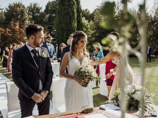 Il matrimonio di Fabio e Alice a Godega di Sant'Urbano, Treviso 22