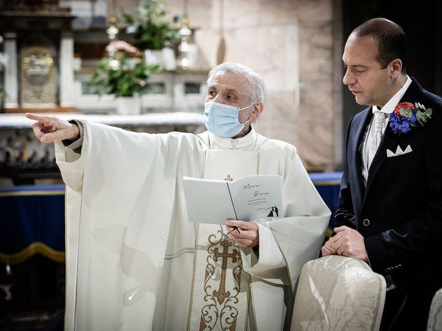 Il matrimonio di Luca e Mara a Cerro Maggiore, Milano 12