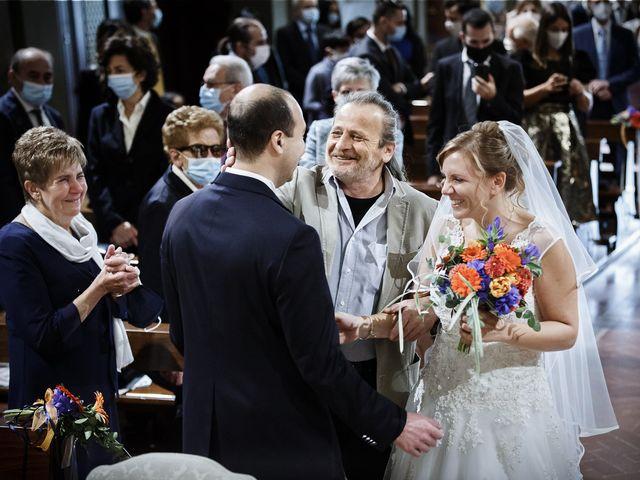 Il matrimonio di Luca e Mara a Cerro Maggiore, Milano 13