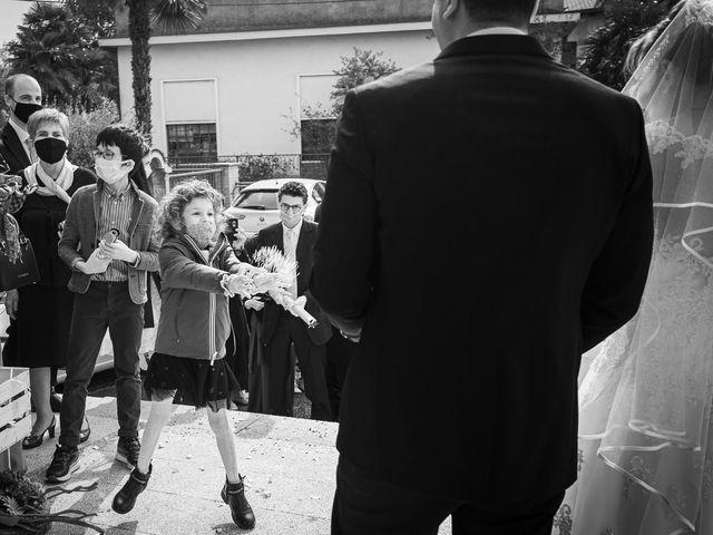 Il matrimonio di Luca e Mara a Cerro Maggiore, Milano 18