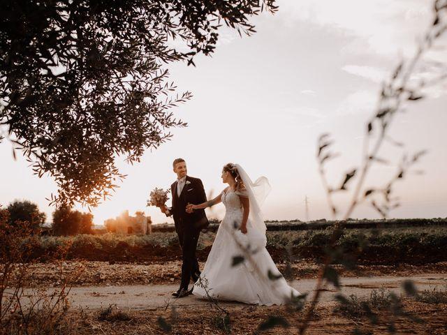 Il matrimonio di Dalila e Giuseppe a Bari, Bari 15