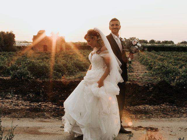 Il matrimonio di Dalila e Giuseppe a Bari, Bari 19
