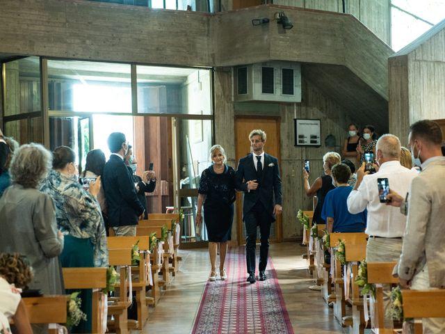 Il matrimonio di Jlenia e Lorenzo a Ancona, Ancona 2