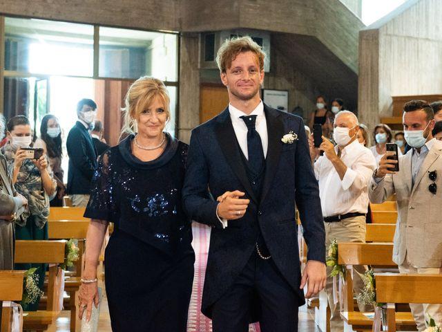 Il matrimonio di Jlenia e Lorenzo a Ancona, Ancona 3