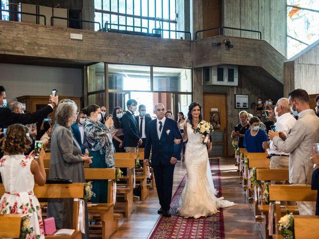Il matrimonio di Jlenia e Lorenzo a Ancona, Ancona 5