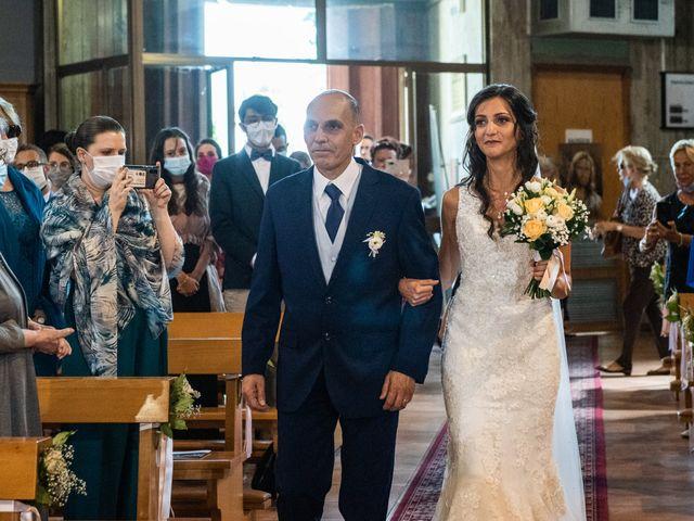 Il matrimonio di Jlenia e Lorenzo a Ancona, Ancona 6