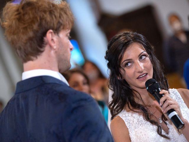 Il matrimonio di Jlenia e Lorenzo a Ancona, Ancona 19