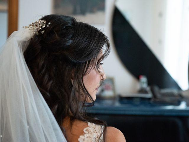 Il matrimonio di Jlenia e Lorenzo a Ancona, Ancona 36