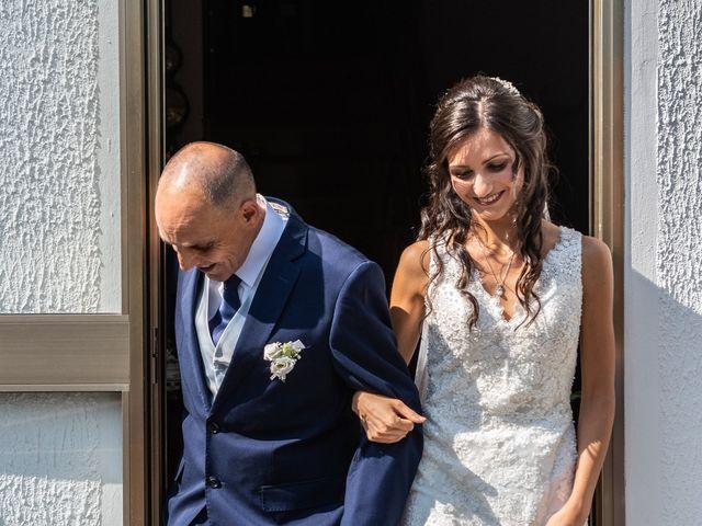 Il matrimonio di Jlenia e Lorenzo a Ancona, Ancona 43
